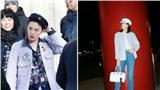 Khi Tống Thiến 'Trạm kế tiếp là hạnh phúc' đụng độ với G-Dragon trong một kiểu áo, người thắng kẻ bại vừa nhìn qua đã rõ