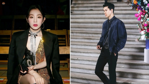 Irene, Sehun, ITZY và những gương mặt vàng lọt vào 'mắt xanh' của Vogue khi dự show thời trang