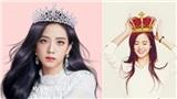 18 bức ảnh chứng minh visual của Jisoo dư sức thi Hoa hậu Hàn Quốc