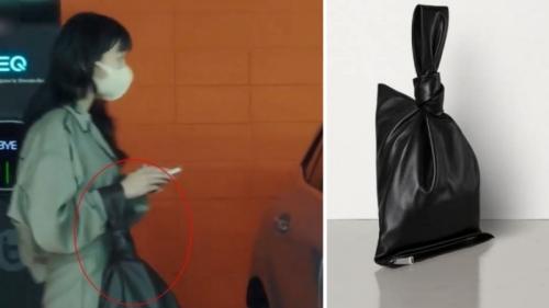 Tưởng 'bao rác', ai dè là đồ chơi hàng hiệu của nàng 'điên nữ' Kim Dami