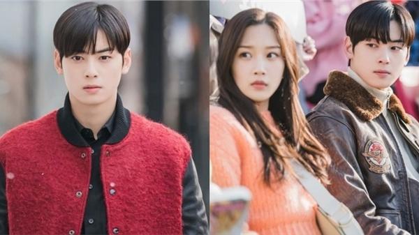 'True Beauty': Nếu không có visual 100 điểm, nhìn Cha Eunwoo mặc đồ hiệu mà cứ tưởng 'ông chú' nào