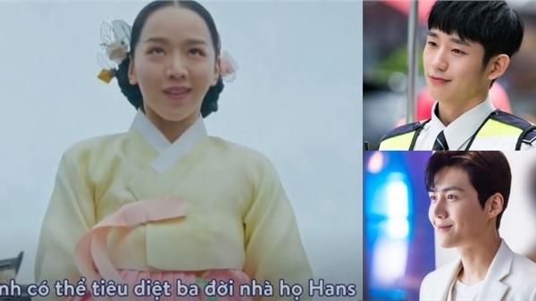 '3 đời nhà họ Han' của màn ảnh Hàn bị giày vò không thương tiếc, thì ra do bị 'chàng hậu' Mr.Queen 'nguyền rủa'