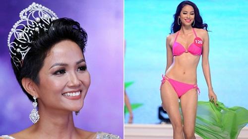 Sở hữu nhan sắc 'chim sa cá lặn', các nàng hoa hậu Việt vẫn lộ khuyết điểm kém xinh thời mới đăng quang