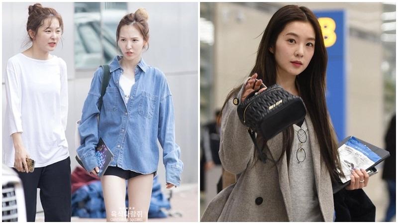 Soi mặt mộc của các mỹ nữ nhà Red Velvet: Người đẹp bất chấp, kẻ phờ phạc