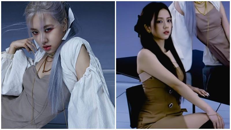 Bóc giá 'sương sương' đồ hiệu của Black Pink trong teaser quảng cáo MV mới, nhìn đâu cũng thấy toàn món đắt tiền