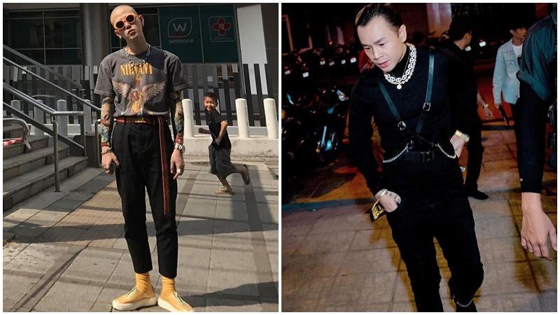 Xứng danh người yêu của Châu Bùi, Binz sở hữu gu thời trang 'chất ngất' không thua gì tình cũ Decao