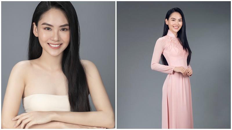 Hoa khôi Đại học Đồng Nai dự sẽ 'làm nên chuyện' tại Hoa hậu Việt Nam 2020 nhờ gương mặt mộc đẹp xuất thần