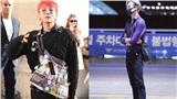 Khi idol nam Kpop diện túi đeo chéo: Người như thư sinh người lại quá ngầu