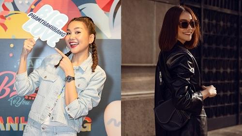 Những kiểu tóc 'hack' tuổi siêu đỉnh giúp Thanh Hằng trẻ hết 'phần thiên hạ'