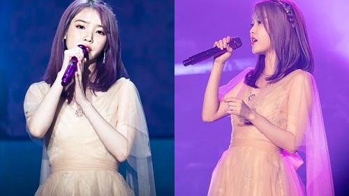 10 khoảnh khắc đẹp tựa thiên thần của IU trên thảm đỏ và sân khấu