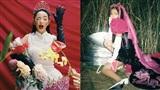 Châu Bùi không ngừng 'đổi gió' với nhiều phong cách khác lạ