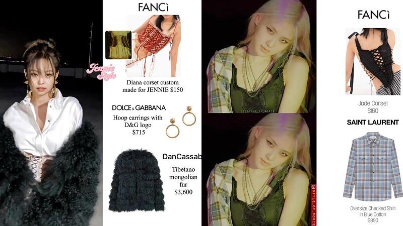 Sao Hàn mê thiết kế Việt: Black Pink diện trên teaser, Eun Jung cực kỳ yêu thích