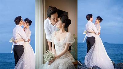 Gần 2 năm về chung một nhà, loạt ảnh đính hôn bí mật của Trường Giang - Nhã Phương mới được tiết lộ