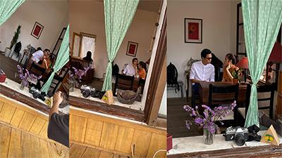 Nghi vấn 'Mr Cần Trô' Xuân Nghị hẹn hò Trần Vân với loạt bằng chứng không thể chối cãi