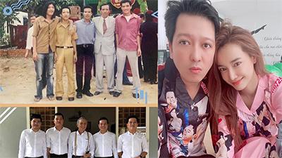 Nhã Phương chia sẻ hình ảnh của ông xã Trường Giang 20 năm về trước: gầy gò đến không thể nhận ra