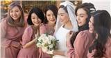 Ảnh giờ mới khoe: Nhan sắc cực phẩm của cô dâu Tóc Tiên trong hôn lễ kín với Hoàng Touliver