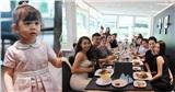 Mai Hồ hạnh phúc bên chồng Việt Kiều, cùng nhau tổ chức sinh nhật cho con gái đầu lòng