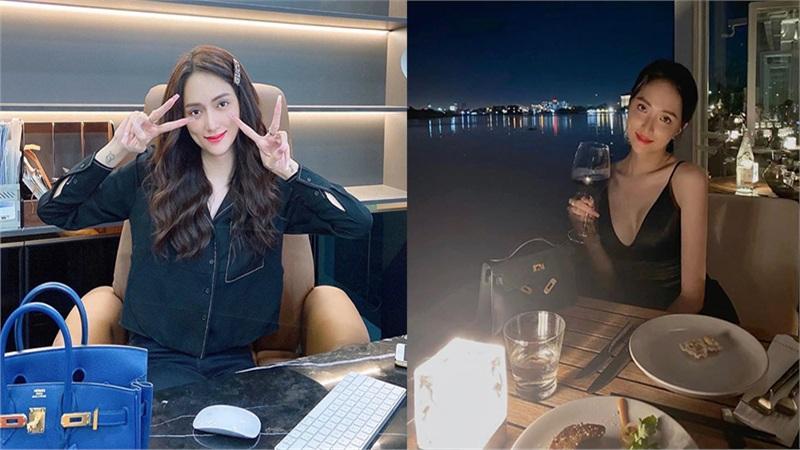 Trấn Thành vô tình tiết lộ Hương Giang Idol là một đại gia bất động sản ngầm