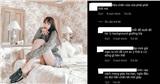 Đăng ảnh khoe chân dài miên man, Hương Giang bị antifan bắt bẻ vì photoshop quá đà