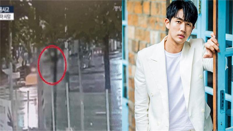 Truyền thông Hàn Quốc công bố đoạn clip gây tai nạn gây chết người của Seulong