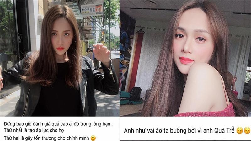Hương Giang liên tục đăng bài ẩn ý, fan đau đầu: 'Lại liên quan đến tình cảm?'