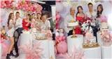 Quỳnh Nga không rời nửa bước khỏi Việt Anh trong buổi tiệc sinh nhật lần thứ 32