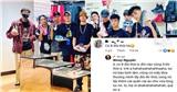 Wowy đáp trả cực gắt bình luận của antifan khi bị chê mua giày ít cho dàn thí sinh Rap Việt