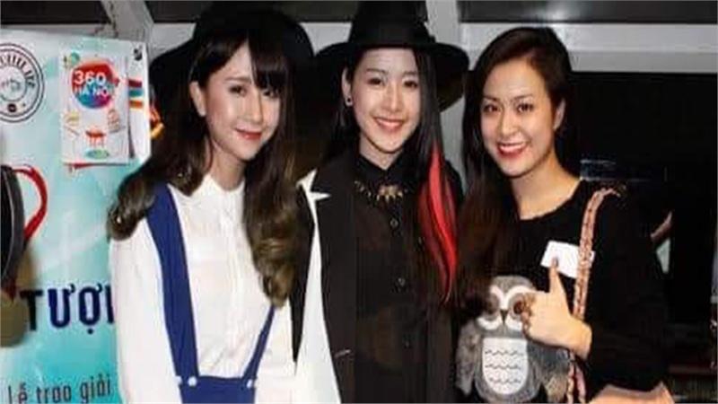 Bức ảnh Quỳnh Anh Shyn, Chi Pu và Hoàng Thùy Linh đứng chung khung hình trong quá khứ khiến dân tình dậy sóng