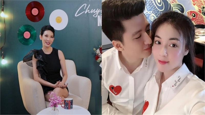 Trọng Hưng từng đòi lên talk show mới của Xuân Lan để 'bóc phốt' vợ cũ Âu Hà My?