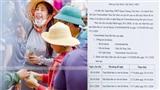 Thủy Tiên thông báo cụ thể thời gian đóng tài khoản, tiết lộ hành trình cứu trợ miền Trung đang đi vào giai đoạn cuối