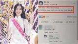 Vừa mới đăng quang, tân Hoa hậu Việt Nam 2020 Đỗ Thị Hà đã bị đào bới lại thói quen chửi bậy trong quá khứ