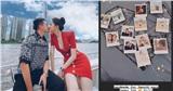 Sau lùm xùm tẩy chay, Matt Liu tự tay làm hàng handmade kỷ niệm 5 tháng yêu nhau cùng Hương Giang