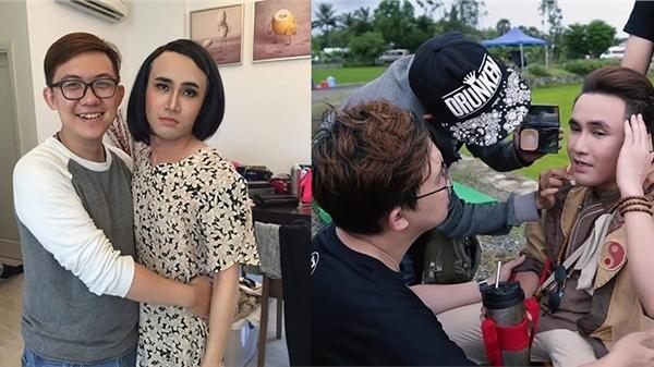 Ngưỡng mộ trước mối quan hệ keo sơn giữa Huỳnh lập và bạn trai Hồng Tú sau 11 năm gắn bó