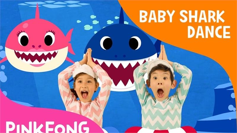 Ngỡ ngàng với sức mạnh thiếu nhi toàn cầu: 'Thánh ca trẻ em' Baby Shark cho Ed Sheeran 'hít khói', lăm le Top 1  view YouTube thế giới