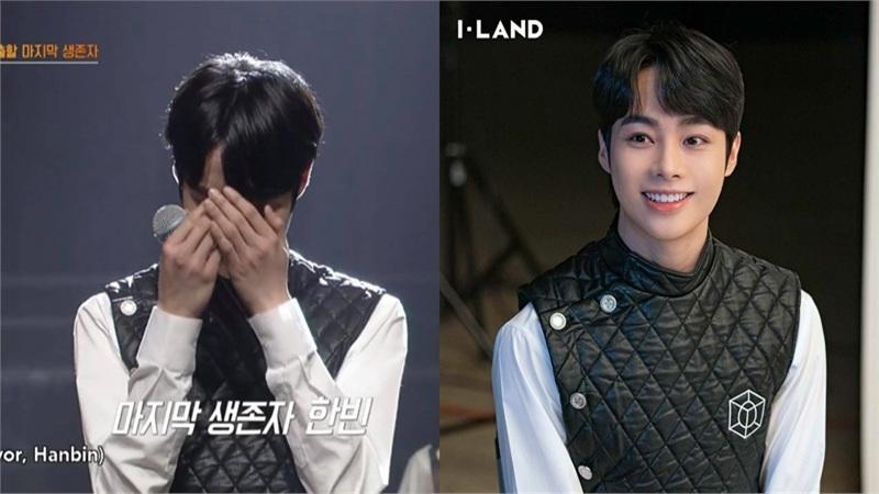 Hot: Đại diện Việt Nam Hanbin giành suất cuối vào top 12 show sống còn I-Land, nhận quà đầy xúc động từ J-Hope (BTS)