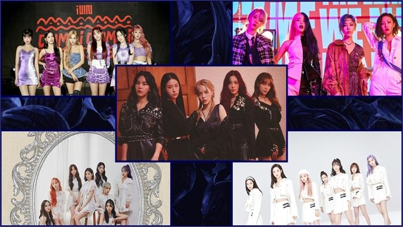 Hậu Queendom, các girlgroup 'đổi đời' ra sao: Oh My Girl thành công đột phá, AOA lại ngập ngụa trong scandal