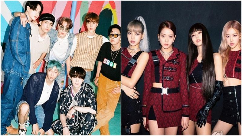 BTS, Black Pink thi nhau thống trị BXH mới của Billboard, 2 'gà nhà' JYP lọt top nhưng không có Twice
