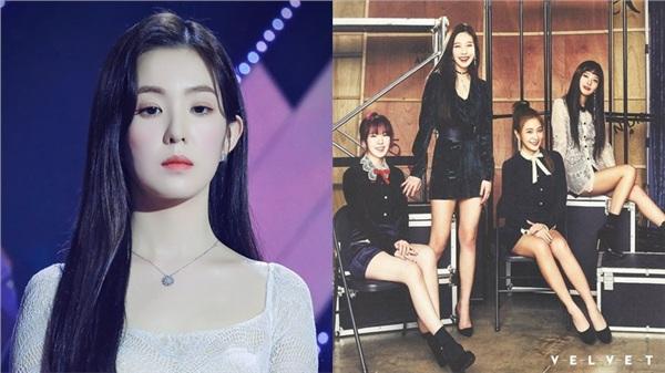 Red Velvet thông báo comeback sau scandal của Irene, gây bất ngờ với số lượng thành viên