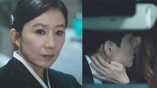 'Thế giới hôn nhân': Kim Hee Ae rơi nước mắt khi chứng kiến chồng mây mưa với 'tiểu tam' ngay trong đám tang của mẹ