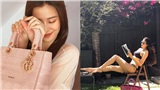 Chiêu giải sầu tại gia của sao Vbiz: Phạm Hương mặc bikini vẫn cố diện túi 400 trăm triệu, cả rừng sao đua nhau lấy 'gối làm váy' trông sexy hết sẩy