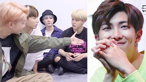Góc tội nghiệp: 10 khoảnh khắc thân thiện bị 'khước từ' của trưởng nhóm BTS