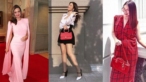 Thời trang bầu bí: Lan Khuê, Đông Nhi sành điệu không hề kém cạnh Miranda Kerr