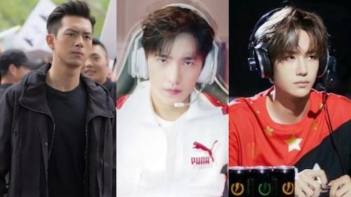 Tạo hình nam thần eSports của sao nam Hoa ngữ: Dương Dương - Lý Hiện thành công hơn, Vương Nhất Bác 'gom' thêm fans