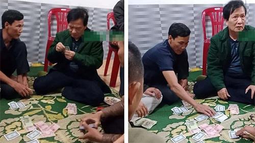 Phạt 2 triệu đồng Chủ tịch xã đánh bạc