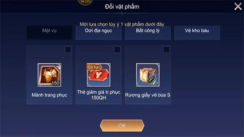 Liên Quân Mobile: Garena tặng Giftcode chứa Thẻ giảm giá 199 QH sẽ thúc đẩy Peak View tăng kỷ lục?
