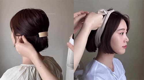 8 cách tạo kiểu tóc điệu điệu xinh tươi cho mùa hè, kiểu nào cũng có chiêu riêng gái Hàn sẵn sàng mách nước cho bạn