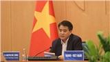 Chủ tịch Hà Nội chia sẻ kinh nghiệm phòng, chống COVID-19 với 40 thị trưởng trên thế giới