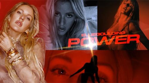 Ellie Goulding dồn dập tấn công làng nhạc với single mới 'Power'