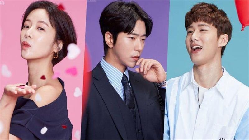 'To all guys who loved me' tung ảnh poster cùng teaser đầu tiên: Sau 'Mystic Pop-up Bar' lại có 2 người đàn ông bước vào cuộc đời Hwang Jung Eum