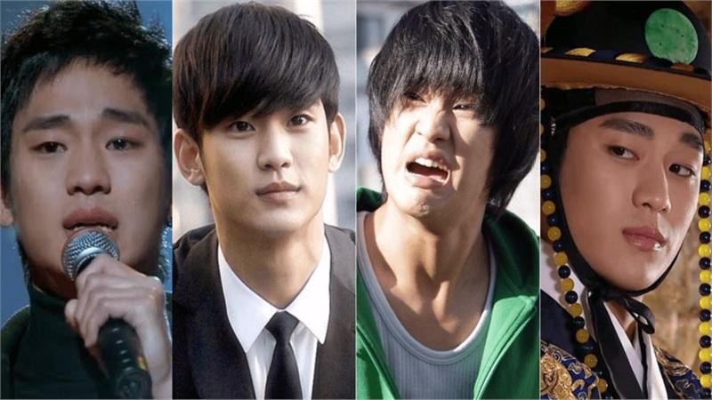 Vẻ ngây thơ đến quyến rũ của Kim Soo Hyun trải dài từ 'Dream High' sang 'It's okay to not be okay'